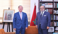 Australia's Ambassador to Morocco Calls for Exploring Ways to Strengthen Cooperation Between the Two Countries