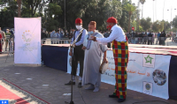 Marrakesh Local Artists Bring Back to Life Mythical Square of Jemaa Fna