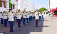 Ceremony Held at FAR General Staff in Rabat on Occasion of 65th Anniversary of Royal Armed Forces