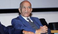 Late Abderahmane El Youssoufi Was One of Most Ardent Defenders of Palestinian Cause (Wafa)