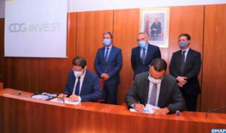 Automoción: Firmado un contrato de inversión entre el Grupo Abdelmoumen y CDG Invest