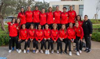 Amistoso: La selección marroquí de fútbol femenino gana al Atlético de Madrid (0-1)