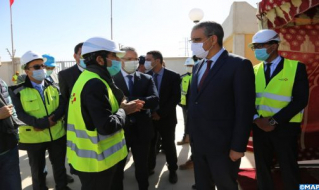 El proyecto de conexión eléctrica, un importante pilar para reforzar la dinámica económica de la región de Dajla-Ued Eddahab (Rabbah)
