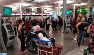 Vuelo Montreal-Agadir para la repatriación de 290 marroquíes varados en Canadá