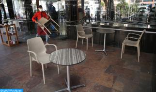 Covid-19: Cerradas en El Youssoufia 10 cafeterías y salas de juego por incumplimiento de las medidas preventivas
