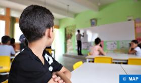 Educación primaria: la tasa de matriculación roza el 100% en 2019-2020 (Informe)