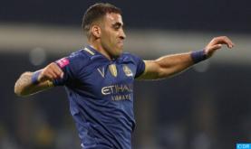 El internacional marroquí Abderrazak Hamdallah mejor goleador del campeonato saudí por segunda vez consecutiva