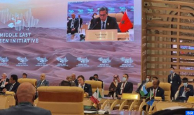 Cambio climático: Akhannouch aboga por la cooperación regional