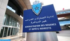 ADII: Incautación de mercancías de contrabando en Nador