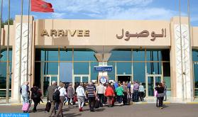 Cae un 83% el tránsito de pasajeros por el aeropuerto de Agadir-Al Masira en octubre de 2020