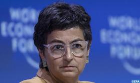 La ministra española de Exteriores efectúa una visita a Marruecos, el 24 de enero