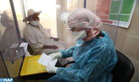 Covid19: 30.000 test rápidos realizados en la región Fez-Mequínez