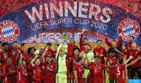 El Bayern gana la Supercopa de Europa ganando al Sevilla 2-1