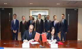 Firmado en Pekín un memorando de entendimiento entre Bank Of Africa y la CCCME para la consolidación de las operaciones financieras