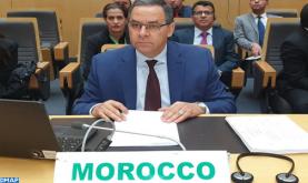 Addis Abeba: Marruecos participa en la 39ª sesión ordinaria del Comité de Representantes Permanentes de la UA