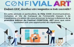 Casablanca: La Universidad Hassan II celebra su primer festival cultural a distancia