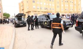 """Desmentelada en Errachidia una célula terrorista afiliada a """"Daesh"""" compuesta por tres extremistas (BCIJ)"""