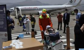 Llegan a Beni Mellal 160 marroquíes repatriados desde España