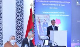 El papel de los marroquíes residentes en el extranjero en la aplicación del nuevo modelo de desarrollo destacado en Rabat