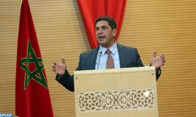 Amzazi representa a Marruecos en la 37ª Conferencia Ministerial de la Francofonía
