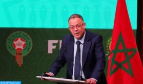 Fouzi Lekjaa candidato al puesto de miembro del Consejo de la FIFA