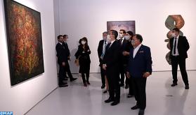 """El ministro francés del Interior aplaude el """"gran esfuerzo"""" de SM el Rey Mohammed VI por la cultura y la apertura cultural"""