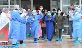 Covid-19: 2 nuevas recuperaciones en Marrakech-Safi, 1.235 en total (DRS)