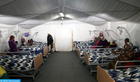 Beni Mellal-Jenifra: Esfuerzos considerables para frenar la pandemia