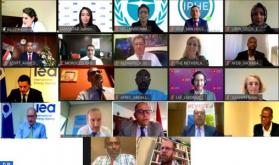 El modelo marroquí destacado en un simposio sobre la transición energética limpia en África del Norte