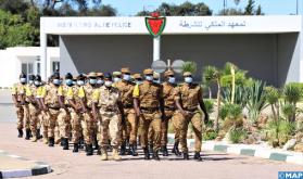 Finalizado un ciclo de formación impartido por la DGSN en beneficio de oficiales de la policía burkinés