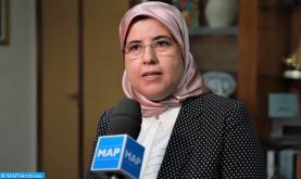 """El Moussali: El """"proyecto-marco estratégico para la protección de la familia"""" dará una respuesta nacional a los problemas relacionados con la familia"""