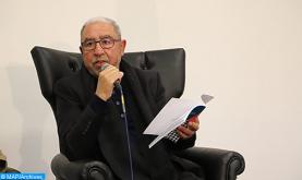 El poeta marroquí Mohamed Achaari gana el premio internacional de poesía Argana 2020