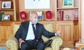 Marruecos, un actor importante en la cooperación euro-mediterránea (SG de la UpM)