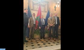 La metrópoli de Metz inicia una misión económica en las regiones de Dajla-Ued Ed-Dahab y Sus-Masa