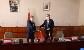 Abastecimiento de agua potable en el medio rural: ONEE y KFW firman un contrato de préstamo de 30 millones de euros