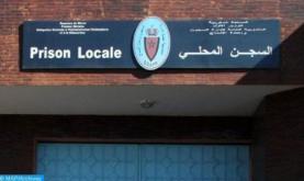 Fez: La Dirección de la prisión local de Ras El Ma niega la entrada en huelga de hambre de detenidos en casos de terrorismo