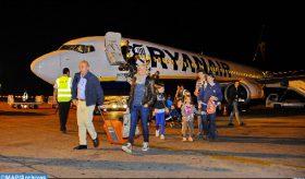 Ryanair lanza tres nuevas líneas aéreas entre Marruecos y España