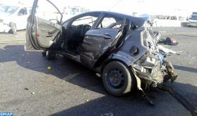 Accidentes de tráfico: 22 muertos y 2.253 heridos en perímetro urbano la semana pasada