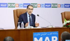 El Gobierno ha emprendido importantes reformas y sentado las bases que enmarcarán el trabajo de los futuros gobiernos (El Otmani en el Foro de la MAP)