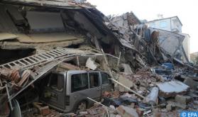 Al menos 21 muertos en un terremoto en Turquía