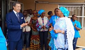 El presidente de Togo recibe en audiencia al embajador Omar Hilale