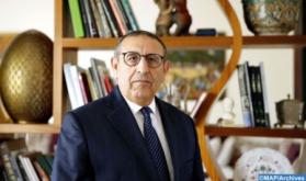 Youssef Amrani: SM el Rey reafirma constantemente Su compromiso inquebrantable con la solidaridad africana