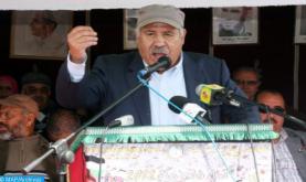 Fallece Noubir Amaoui, ex secretario general de la CDT