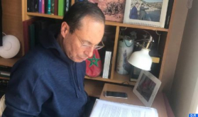 """El ministro Amara tranquiliza sobre su salud: """"Las cosas mejoran cada día"""""""