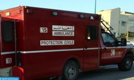 Seis muertos y un herido en un accidente de tráfico en Kelaa de Sragna