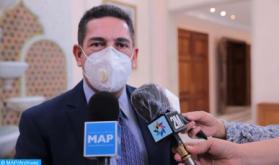Exámenes de bachillerato: todas las medidas fueron tomadas para garantizar la seguridad sanitaria de los candidatos y del personal pedagógico y administrativo (Amzazi)
