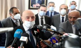 Libia: El acuerdo sobre los puestos de soberanía, un paso importante hacia progresos en otros ámbitos (Aguila Saleh)