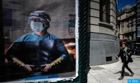 Chile vacunó al 80% de su población con dos dosis y logró la inmunidad de rebaño