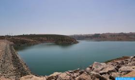 Marruecos: La tasa de llenado de presas alcanza el 50% (Ministerio)