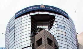 La Bolsa de Casablanca termina en territorio positivo